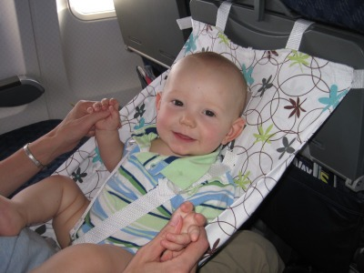 Ask Shelly Tips For Helping A Baby Sleep On An Airplane