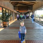 Planning travel with a child 4 to 5 years