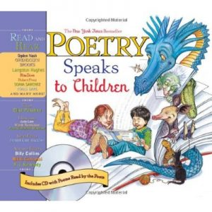 Poetry Speaks to Children Book and CD for family road trips