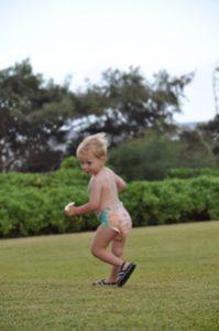 Huggies Hawaiian diapers in Kauai travelswithbaby.com