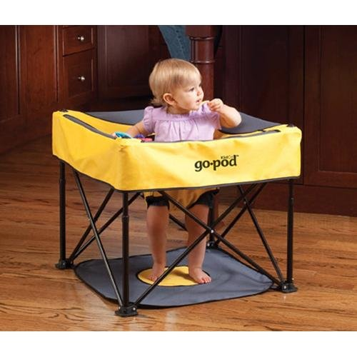 GoPod portable activity center for travel with baby