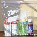 Exess liquids beyond 3-1-1 for toddler or baby in carry on