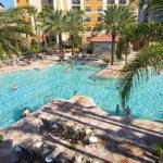 Swimming pool at Floridays Resort Orlando
