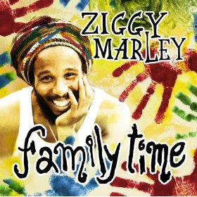 Ziggy Marley Family Time album cover