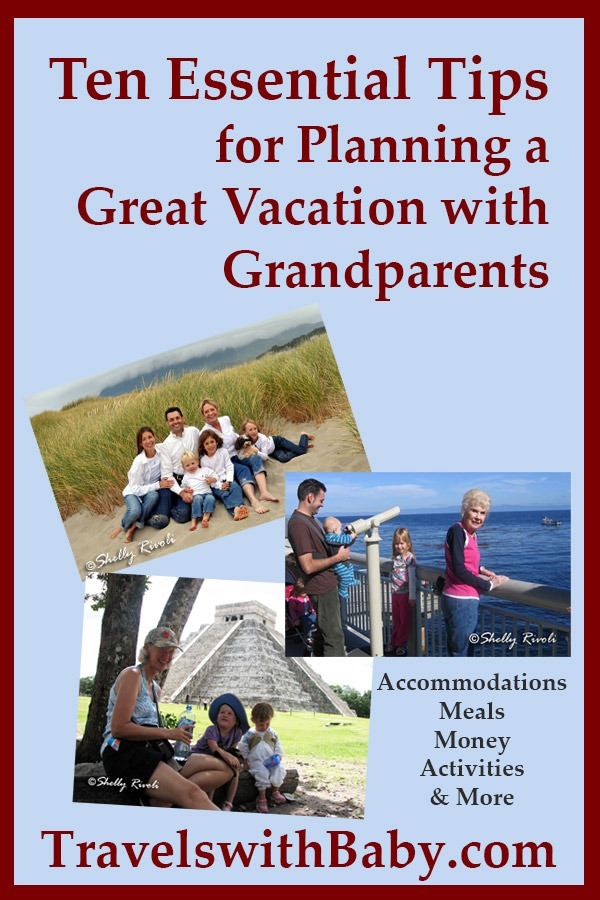 vacation with grandparents