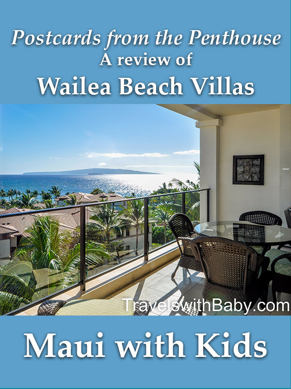 Review of Wailea Beach Villas Resort, Maui