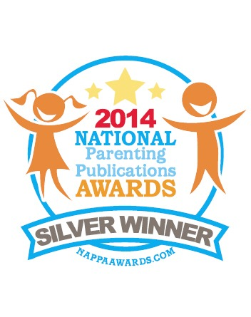 Travels with Baby book wins award from NAPPA