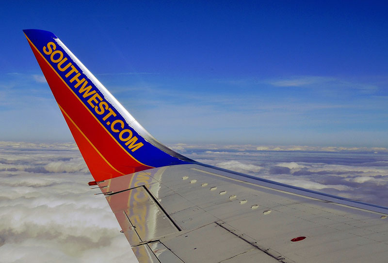 Flying southwest with a baby or toddler? Read this first!