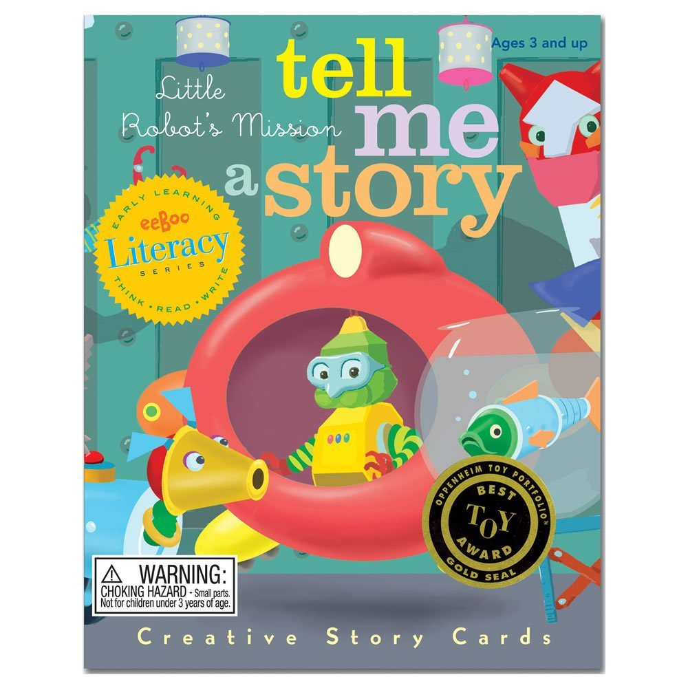 how to tell stories to preschoolers