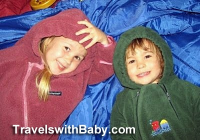 Camping with babies and toddlers--and possibly a preschooler? This is the post for you!
