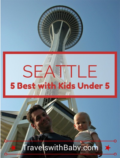 seattle best with kids under 5