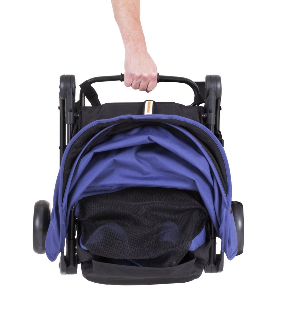 Flying from overseas for a Florida vacation with a baby? Here are a handful of stroller options for one parent to consider.