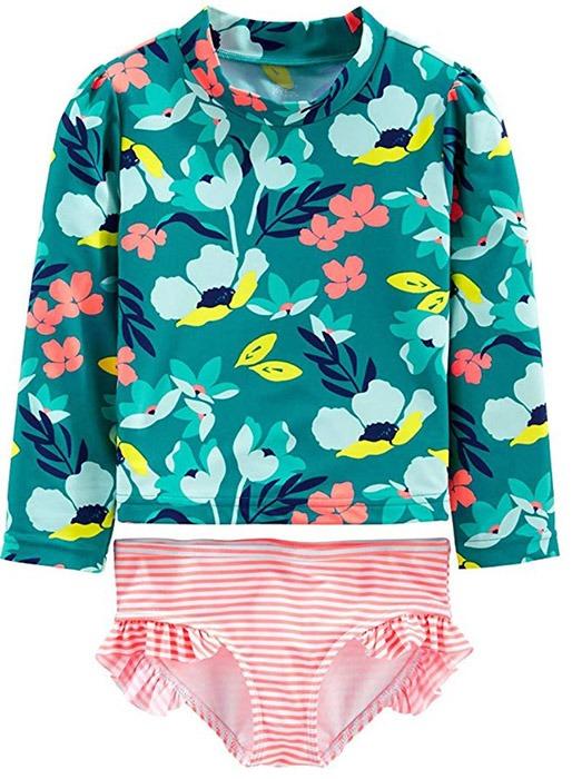 rash guard swimsuit for infant