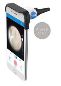 Meet Oto HOME, the otoscope for iPhones--and parents on the go.