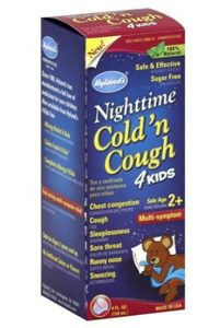 Hyland's Nighttime Cold'n Cough for Kids