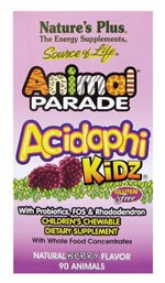 acidophikidz probiotics for children