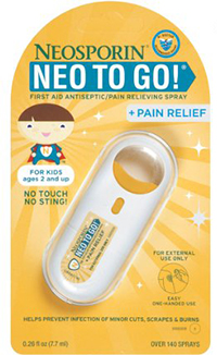 Neo to Go! spray for kids