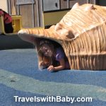 travel with cautious child