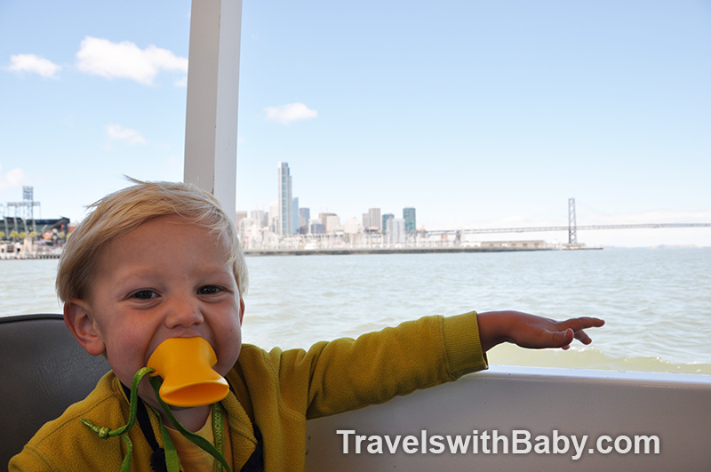 travel with the low-sensitivity child