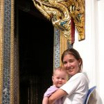 The Ages & Stages series continued: Travel with a Baby 6 Months to 12 Months. Off to a great start visiting Thailand with baby!