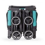 gb pockit travel stroller folded