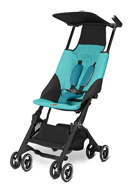 gb pockit travel stroller