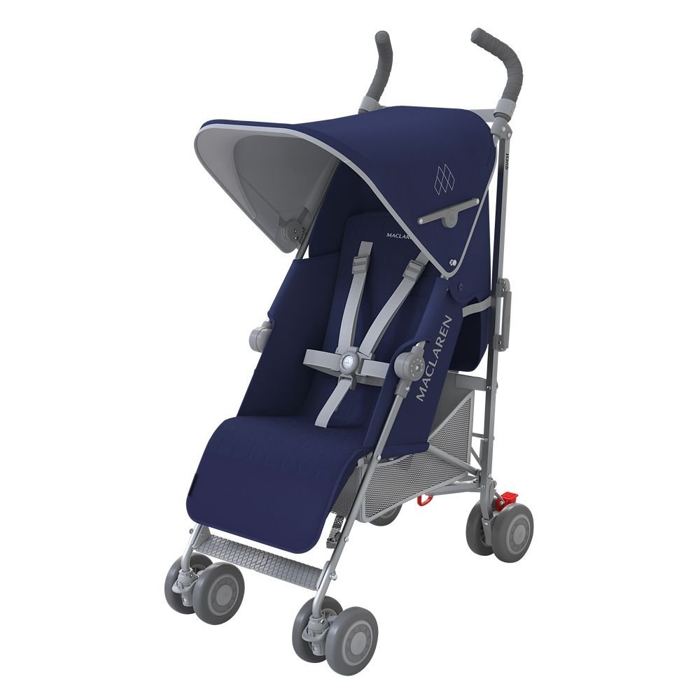 Maclaren Quest travel stroller in navy