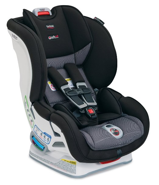 Britax Marathon click tight car seat for travel