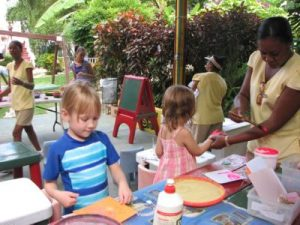 kids club at frankllyn d resort jamaica