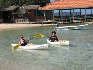 kayaking review of franklyn d resort