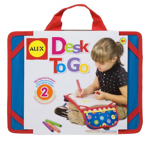 travel toys art desk kit