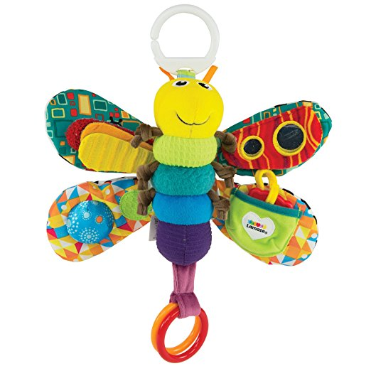 freddie the firefly in travel toys for babies