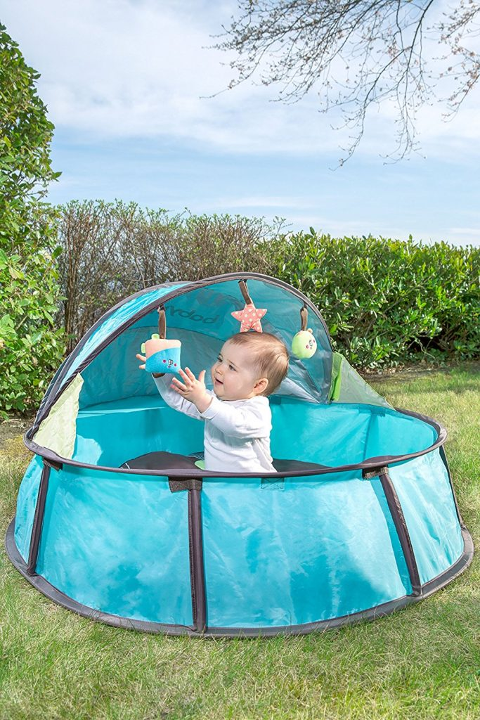Babymoov Babnyi baby pop up play yard