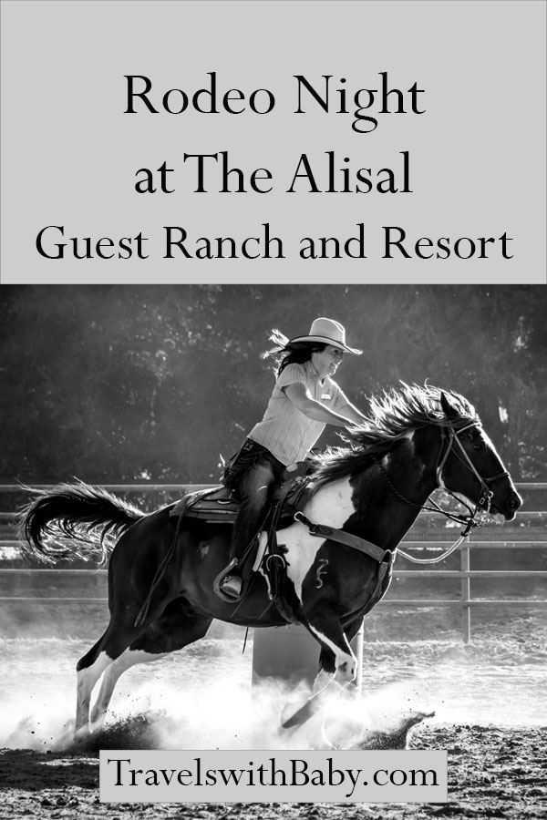 Rodeo Night at the Alisal Guest Ranch and Resort