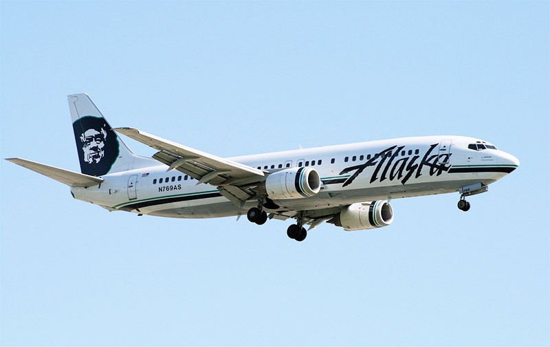 alaska airlines flying with baby or toddler