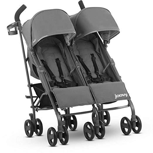 joovy twin groove travel stroller