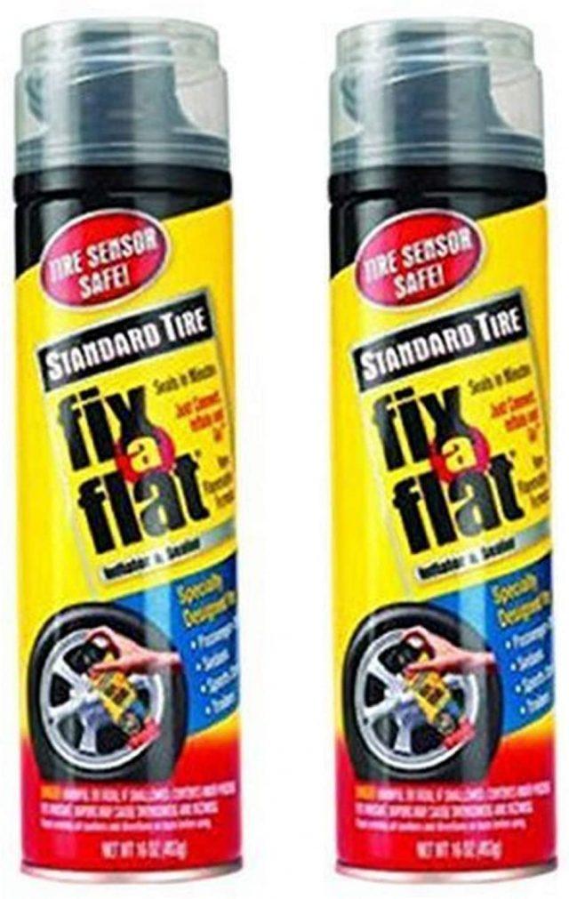 fix-a-flat tire repair