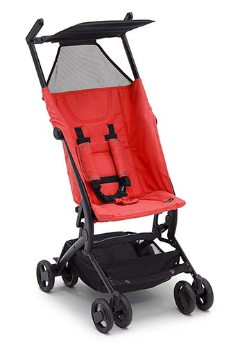 clutch compact stroller by Delta Children