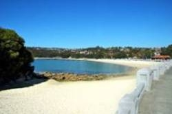 Balmoral Beach is a great toddler-friendly beach by Sydney Harbor.