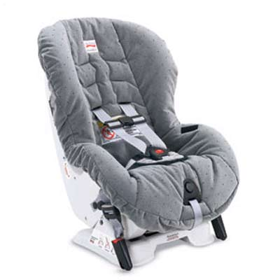 ... the the 25 H Britax Roundabout does include seatbelt lock-offs a tether strap push-button LATCH attachments plus a two-position adjustable recline ...  sc 1 st  Travels With Baby & Travels with Baby Review - Britax Chaperone Infant Car Seat islam-shia.org