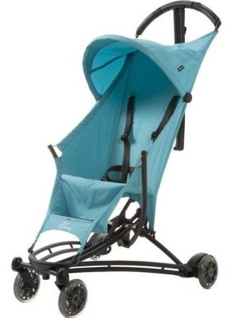 Quinny Yezz stroller for travel