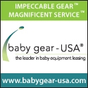 Logo for Baby Gear USA rentals