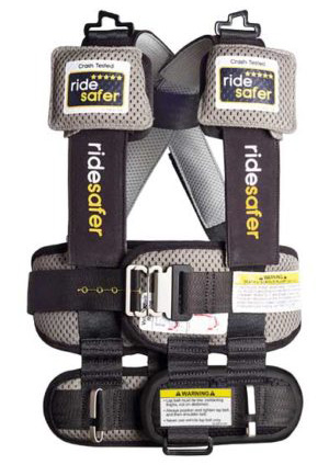 The Ride Safer Travel Vest For Taxis And Other Cars