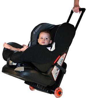Gogo Kidz Car Seat Carrier