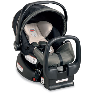 Britax Chaperone infant carrier car seat in Savannah