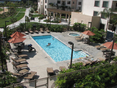 San Diego Homewood Suites at Liberty Station
