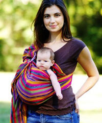 maya wrap best baby sling for travel