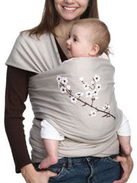 moby wrap a great versatile bay wrap or sling for travel