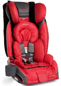 The Diono Radian RXT folding car seat