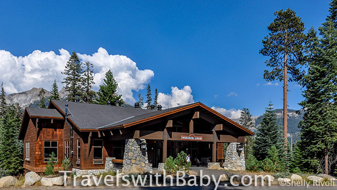 Review of Wuksachi Lodge in Sequoia National Park, California